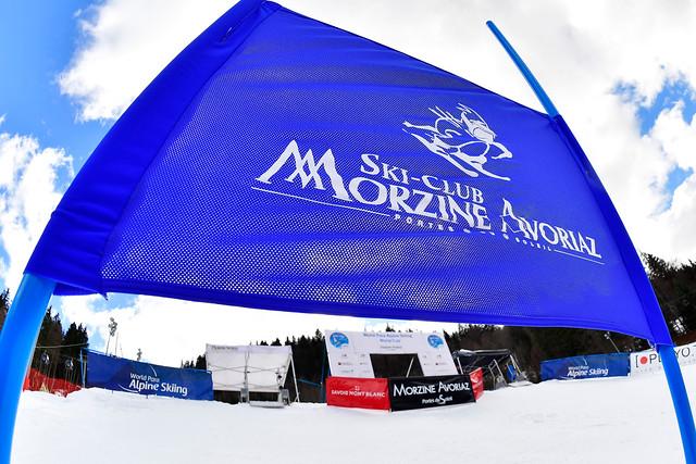Morzine 2019 World Para Alpine Skiing World Cup Finals