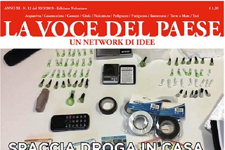 Noicattaro. copertina 12 front