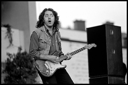 Rory Gallagher 1984