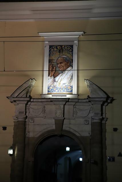 14. rocznica śmierci św. Jana Pawła II w kurii krakowskiej | abp Marek Jędraszewski, 2.04.2019