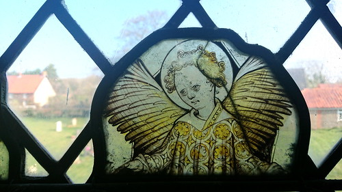 East Anglian angel (15th Century)