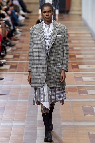 Thom Browne Womenswear Fall/Winter 2019/2020 25