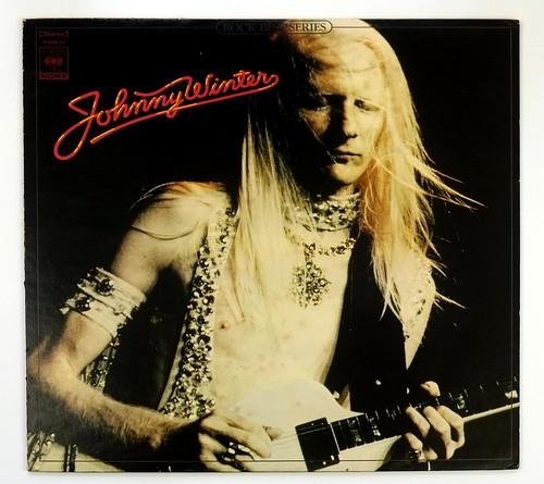 Johnny Winter Best Of Japan