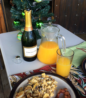 Concha y Toro fresh squeezed Mimosa | by WineAndCheeseFriday
