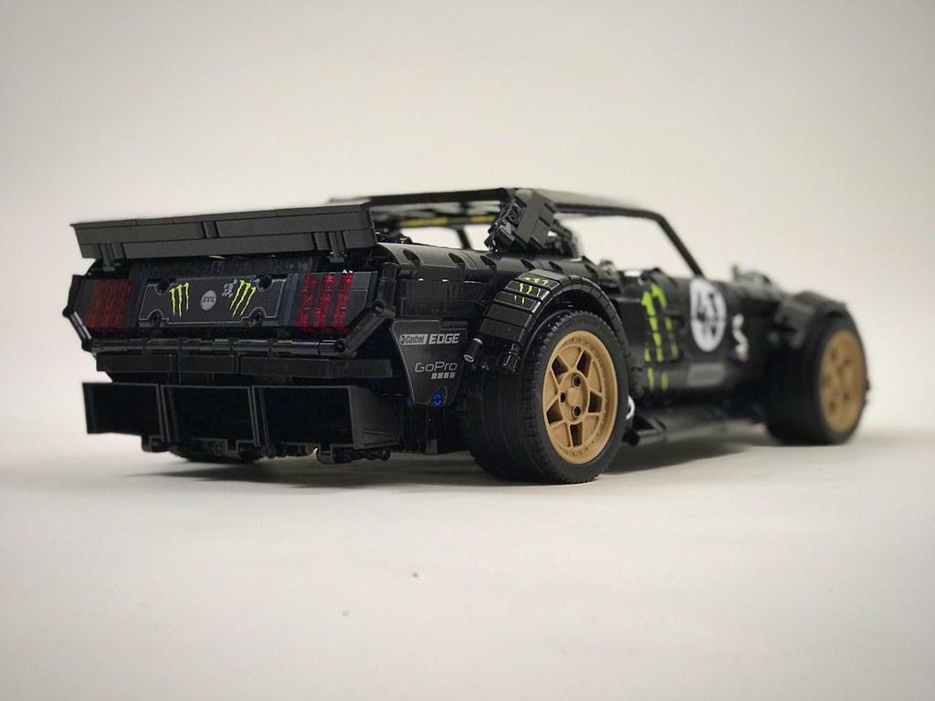 Hoonigan Mustang Rims