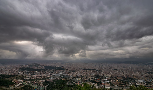 Stormy sky. 13/03/2019   by AlfonsPC - Observatori Fabra