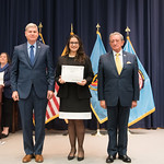 Fri, 03/29/2019 - 14:21 - On Friday, March 29, 2019, the William J. Perry Center for Hemispheric Defense Studies hosted a graduation ceremony for two courses: 'Strategic Implications of Human Rights and Rule of Law' and 'Combating Transnational Threat Networks.' Students from all over the Americas attended the courses from March 18-29, 2019. The graduation ceremony and reception took place in Lincoln Hall at the National Defense University's North Campus at Fort McNair in Washington, DC.