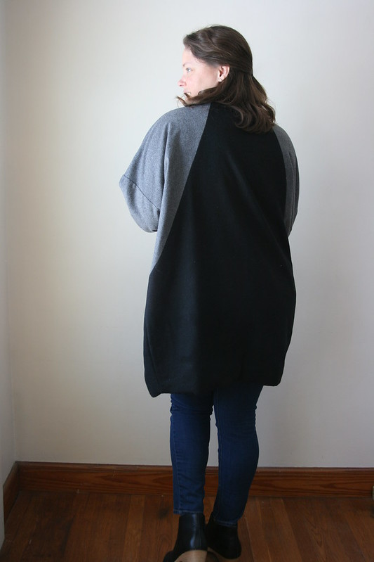 Sapporo Coat in Wool