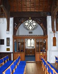 north transept chapel (Munro Cautley, 1930s)