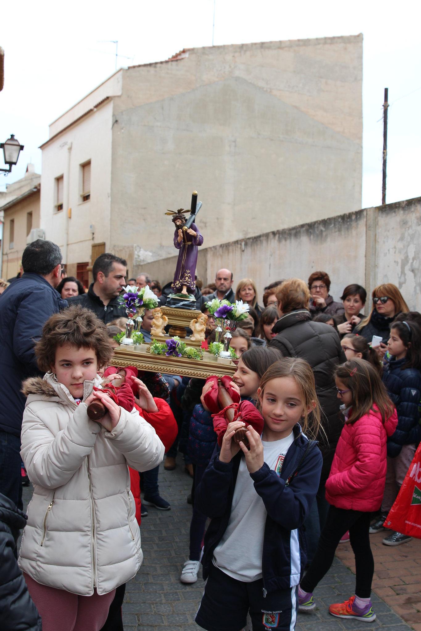 (2018-03-23) II Vía Crucis Infantil (Antonio José Verdú Navarro) (17)