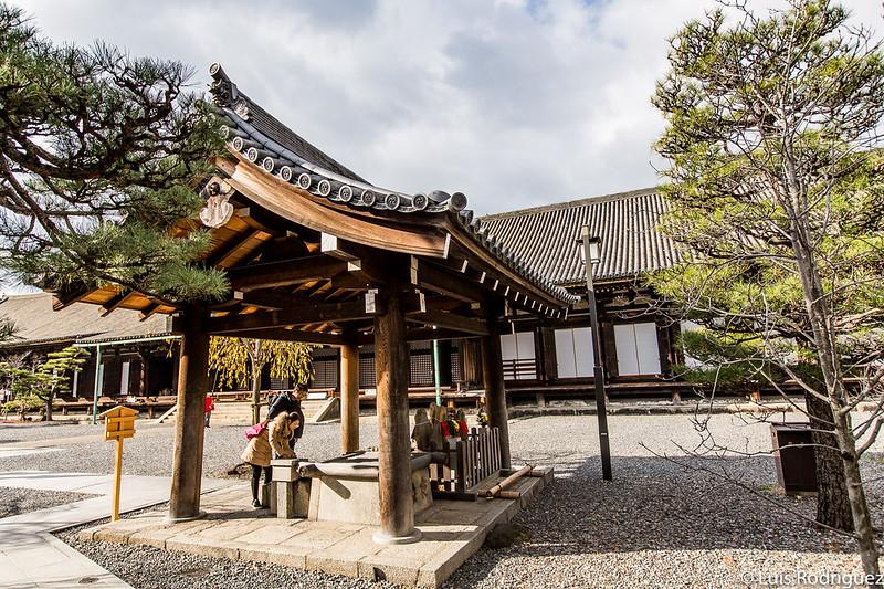 Temizu del templo