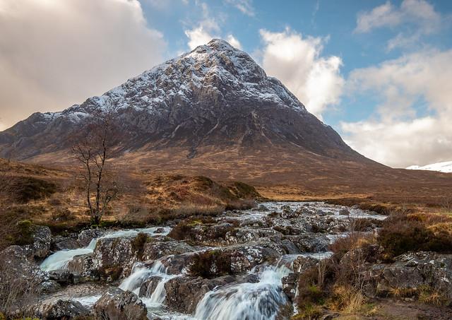 Scottish scenery at its most beautiful.