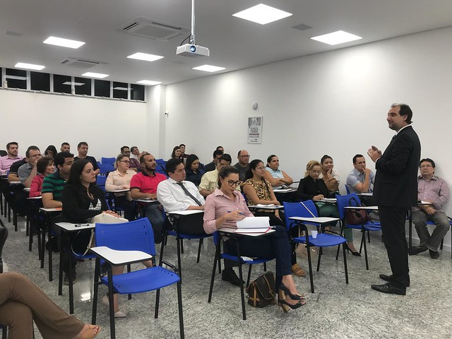 Curso Modular em Audiência - Módulo II - Audiência Criminal e de Custódia 20-03-2019