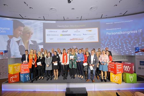 Auszeichnung als einer der besten Arbeitgeber Bayerns | by TANNER AG
