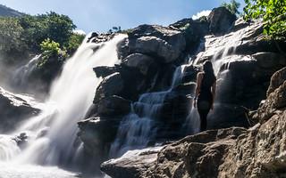 The beautiful Chinnar falls | by Trekpedition.Com