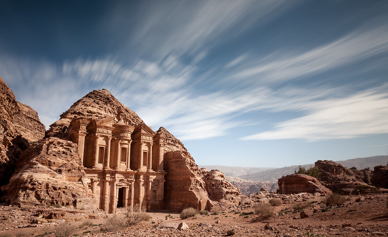 Ad Deir, The Monastery, Petra