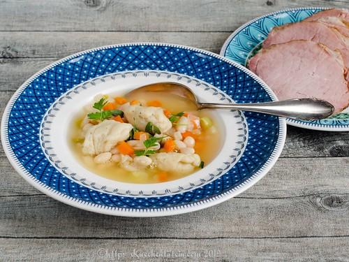 Weiße Bohnensuppe aus der Probstei (3)
