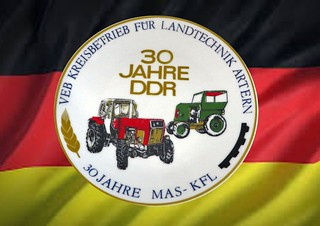 18804.DDR Teller von 1979