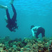 Walking under Water - Recording of Bajau Laut Documentary, Mabul, Semporna, Malaysia