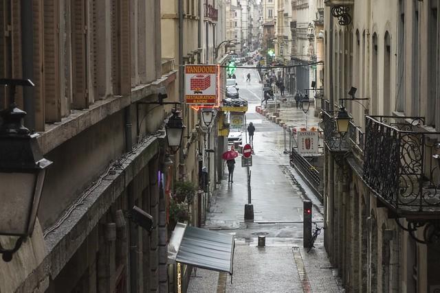 Lyon, février 2019.