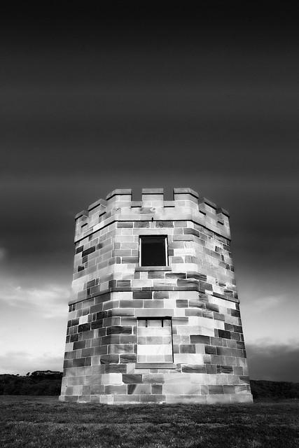 Macquarie' Watch tower