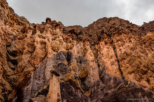 00033 - 2019-02-14 - Hiking Death Valley - Part 1 | by turbodb