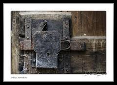 antica serratura
