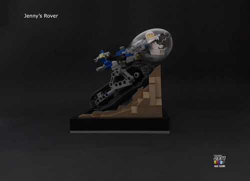 Jenny's Space Rover 2 | by hrtx