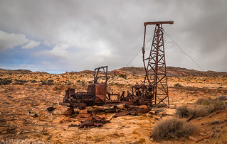 Oil Derrick | by IntrepidXJ