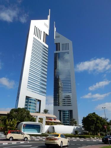 Dubai - Emirates Towers