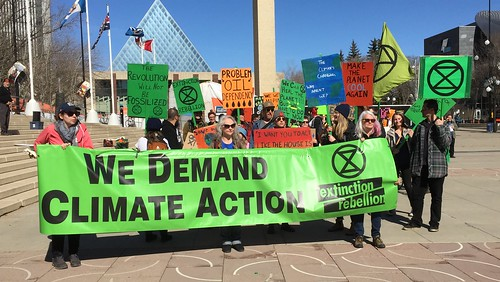 March for the Climate | by livingsanctuary