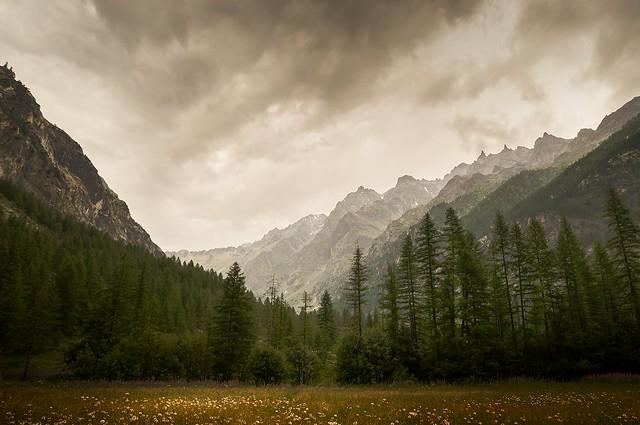 Mountains views I...