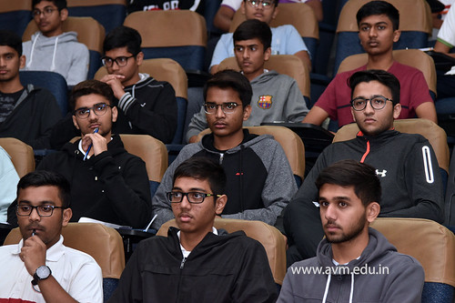 Info Session with Shiv Nadar University (10)   by Atmiya Vidya Mandir
