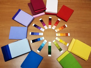 Color Theory class with  Karen Barbé | by floresita