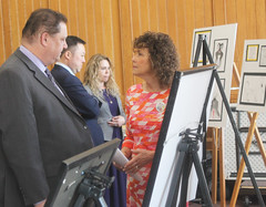 Rep. Bolinsky Supports Art Therapists.