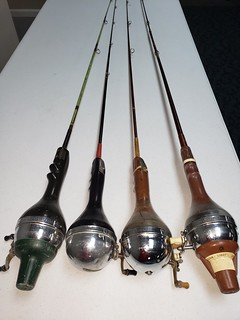 Vintage Great Lakes Whirlaway rods & reels | by thornhill3