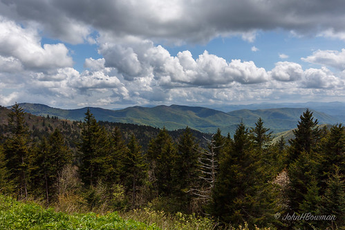 northcarolina ncmountains parks nationalparks blueridgeparkway richlandbalsamoverlook greatskies may2016 may 2016 canon16354l