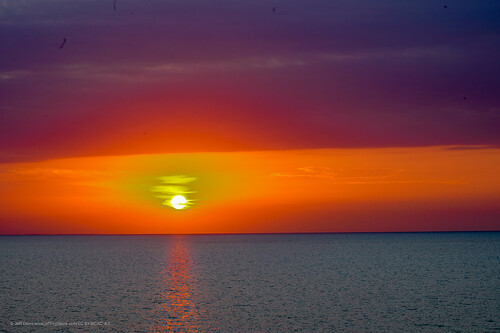 sunrise sunriseandsunsets clouds ocean horizon turksandcaicos longbay sonya7iii sonyalpha sonya7