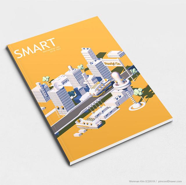digital art - Smart by wonman Kim (CINEMA4D)