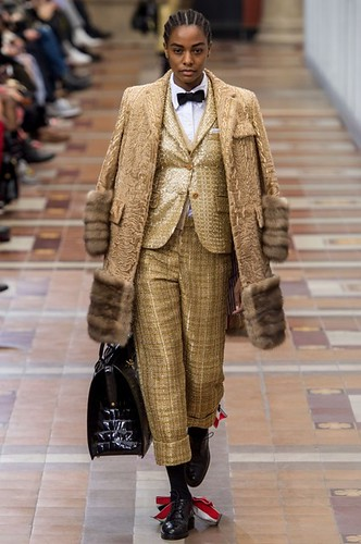 Thom Browne Womenswear Fall/Winter 2019/2020 56