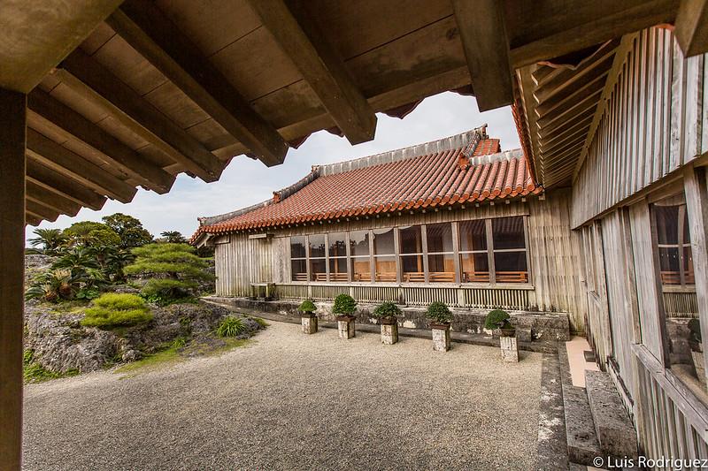 Edificios Shoin-Sasunoma y jardín