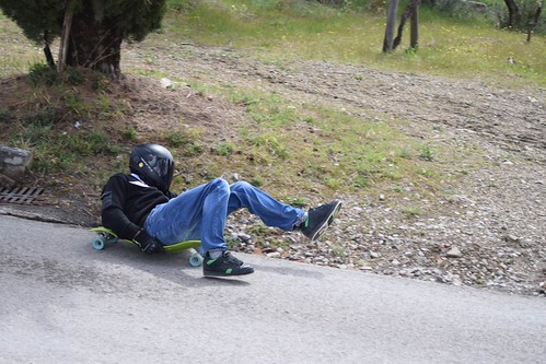 Street sledge | by Thrill Longboard Magazine