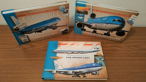 KLM 747 The Grand Lady - Classic   by Iemand91