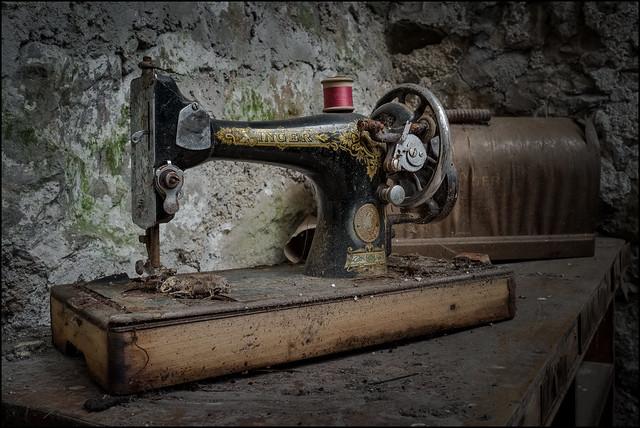 Abandoned Singer