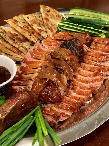 Smoked Peking Duck | by The Culinary Chronicles