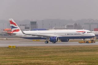 A321-251NX British Airways D-AYAP - G-NEOT MSN8718 | by hendriksehoof55