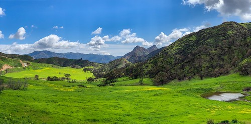 Malibu Creek Park. Malibu Cyn. Road | by topendsteve