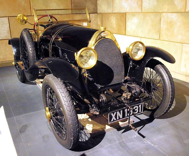 1913 Bugatti Type 18 Sports Two-Seater
