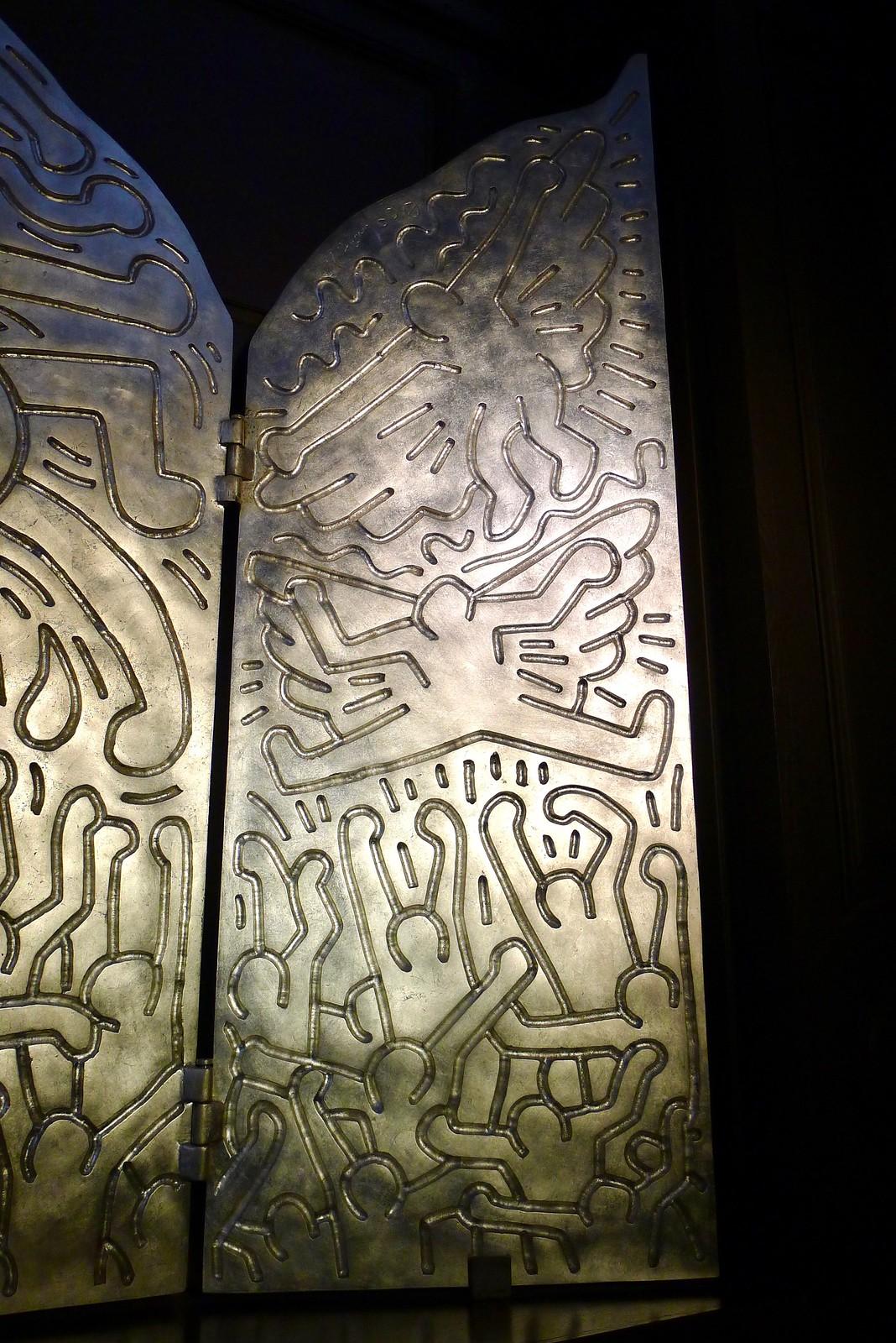 Keith Haring, Paris