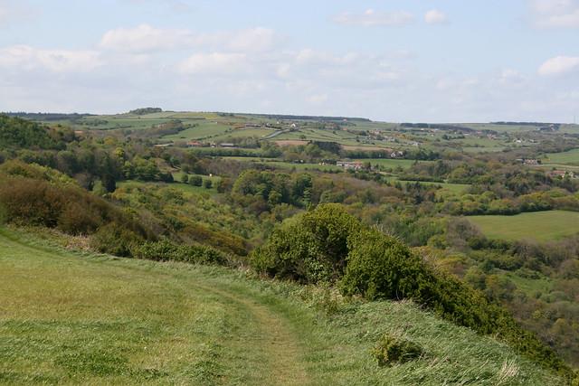 Hayburn Wyke, North Yorkshire
